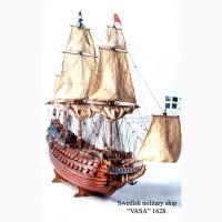 Модель шведского галеона VASA