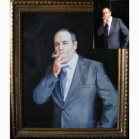 Портрет маслом на заказ в Киеве!