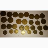Продам монеты Украины 1992-1994 года 50 к 25 к 10 к