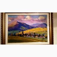 Продам картины закарпатских художников - З.Шолтес, В.Габда