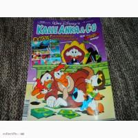 Комиксы Walt Disney Дисней - Дональд Дак Donald Duck 1991 на шведском