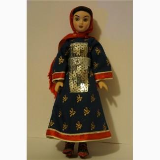 Куклы в народных костюмах 81 Кукла в лезгинском женском костюме