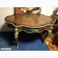 Реставрация старой антикварной мебели