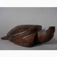 Статуэтка черепахи ручной работы