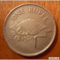 1 рупи Сейшелы