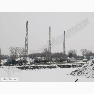 Бурение скважин на воду под Ключ Днепропетровска, Украина