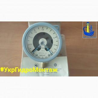 Электроконтактный манометр (ЭКМ) для водонапорных башен, цена, описание, Доставка