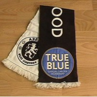 Шарф Chelsea FC True Blue Official Membership It#039;s in the Blood
