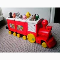 Винтажная игрушка интерактивная LeapFrog Express 1998 г