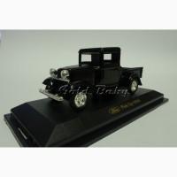 Масштабная модель автомобиля Ford Pick Up 1934 1:43