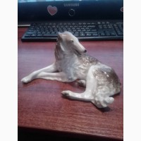 Статуэтка собака русская борзая