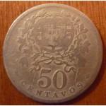 50 сентаво 1929 год Португалия