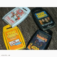 Top Trumps Star Wars - Movie Stars - Simpsons - England Football Stars