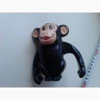 Обезьяна Ссср. Заводная обезьянка. Купить игрушку Ссср. Заводная игрушка