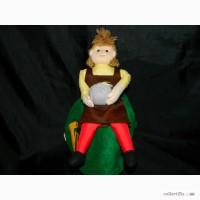 Кукла Перевертыш 2в1 Джек и бобовый стебель Christine Howard