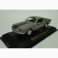 Коллекционная модель авто Ford Shelby GT 500-KR mustang 1968 1:43