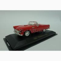 Масштабная модель автомобиля Ford Thunderbird 1955 1:43