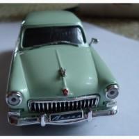 Модель автомобиль @ ГАЗ 21 Волга