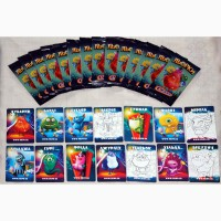 Коллекционные карточки Льорки Сильпо