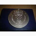 Медаль вольной борбе