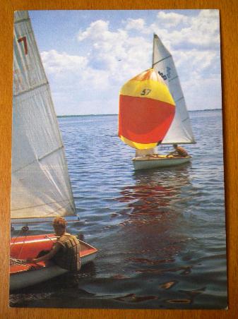 СССР. Парусник. 1987 г. Лот 237