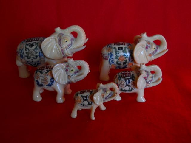 Фото 11. Индийские слоны