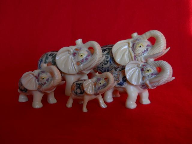Фото 5. Индийские слоны