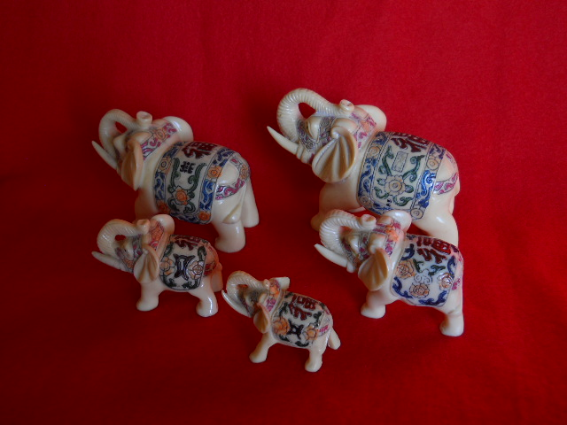 Фото 7. Индийские слоны