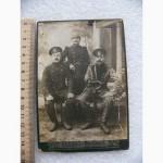 Фото 1 мировая, Старший Унтерофицер и рядовые Kabinet Portrait