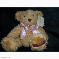 Мишка Медвежонок Benjamin Fluffy Teddy Bear Limited 1 of 4000
