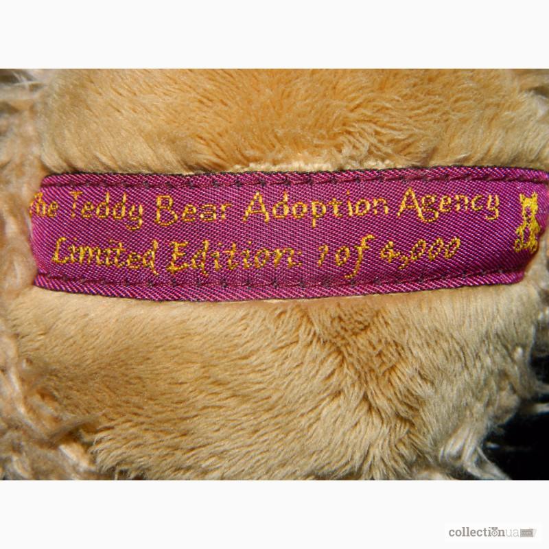 Фото 4. Мишка Медвежонок Benjamin Fluffy Teddy Bear Limited 1 of 4000