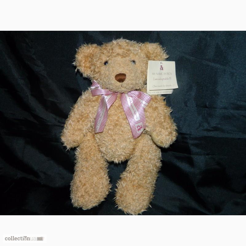 Фото 7. Мишка Медвежонок Benjamin Fluffy Teddy Bear Limited 1 of 4000