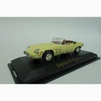 Коллекционная модель машины Jaguar E-Type 1971 1:43