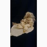 Куклы ручной работы Беременная кукла