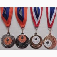 Медаль футбольна 4 шт (Нідерланди)