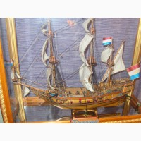Продам модель парусника ХЕМСКЕРК