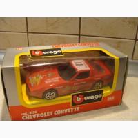 1/43 Chevrolet Corvette. Bburago
