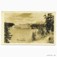 Открытка (ПК). Canada. Chateau Lake Louise. Лот 165