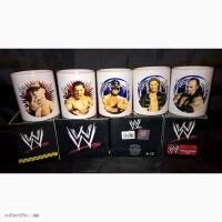 Чашка Реслинг Wrestling WWE Лицензионная в подарочной коробке