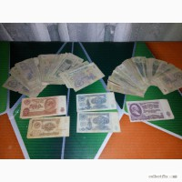 Бумажные рубли ссср