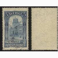 Швеция 1903 г. 54