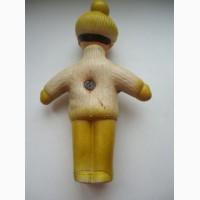 Резиновые игрушки. Советские