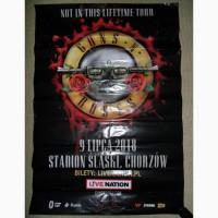 Плакат, афіша Guns N Roses