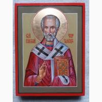 Икона Николай Чудотворец, епископ Мир Ликийских. ( Никола Мирликийский, Николай Угодник )