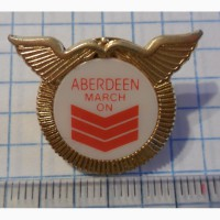 Значок Aberdeen March On