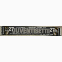 Шарф Juventus FC, Juvenisette 27 Ми чемпіони