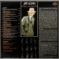 Виниловая пластинка J. Korn / Иржи Корн