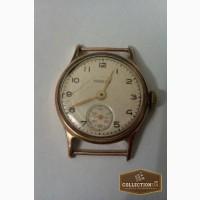 Продам антикварные золотые часы марки
