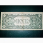 Продам 1 доллар 2003 года