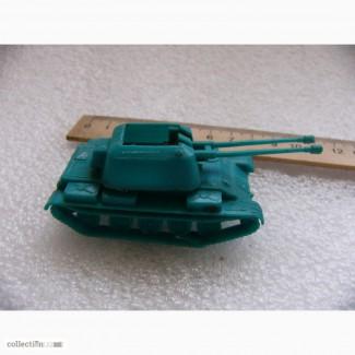 Модель самоходки ЗСУ-57-2 СССР, разборной, пластик СССР